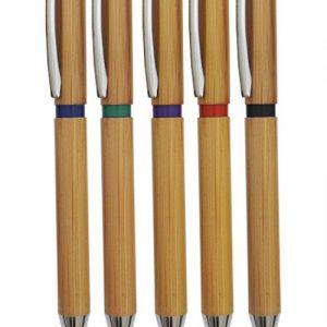 Caneta Ecológica de Bambu [Cod. 1050]