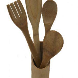 Kit Utensílios para Cozinha 4 peças [Cod. 13339]