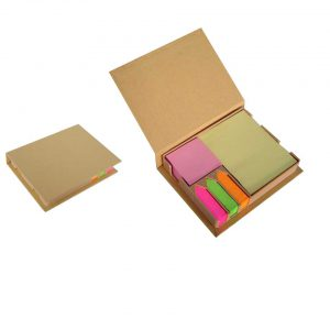 Bloco de Anotações com Post-It [Cod. 143234]