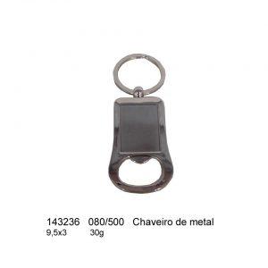 Chaveiro Abridor de Metal [Cód. 143236]