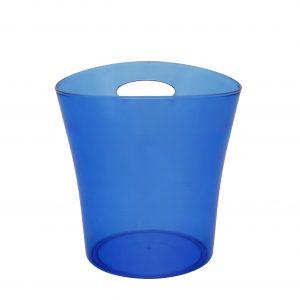 Balde para Gelo em Azul Neon 4l [Cód. LG153 Azul Neon]