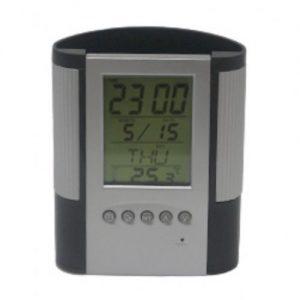 Relógio Com Porta Canetas [Cod. 140922]