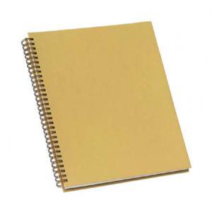 Caderno de Negócios Grande Ouro [Cód. 306l]