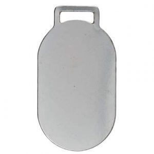 Chapinha de Metal – 42mm X 27mm [Cód. LG C14]