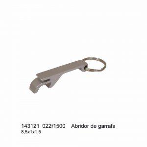 Chaveiro Abridor de Metal [Cód. 143121]