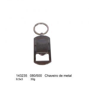 Chaveiro Abridor de Metal [Cód. 143235]