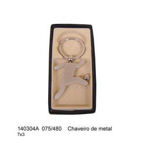 Chaveiro de Metal [Cód. 140304A]