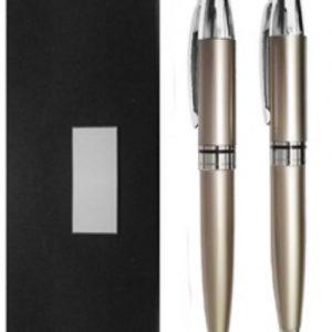 Kit Caneta e Lapiseira Metal [Cod. ER180PA]