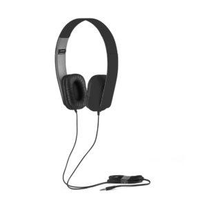Fone de Ouvido Dobrável Com Cabo Ligação Stereo de 3,5 mm (97321)