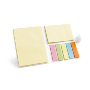 Caderno 7 Blocos Adesivados (93426)