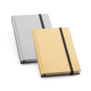 Caderno Capa Dura Com 80 Folhas Pautadas (93475)