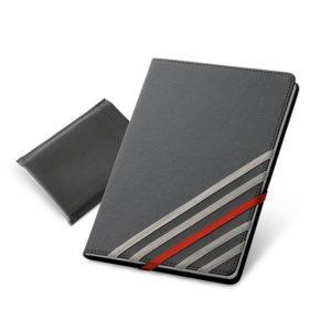 Caderno capa dura – 80 folhas não pautadas (93790)