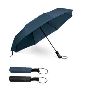 Guarda-chuva de pegada revestida em borracha (99151)
